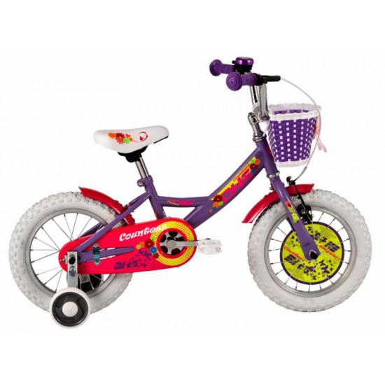 Bicicleta Dhs 1402 Violet