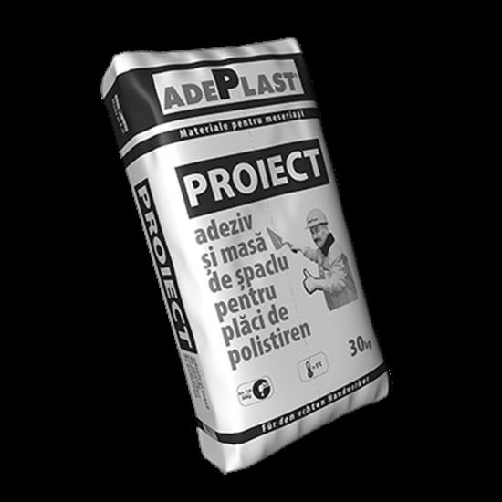 Adeziv Polistiren Proiect-30kg-adeplast