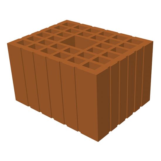 Bloc Ceramic Fitbecej-19g 250x190x190