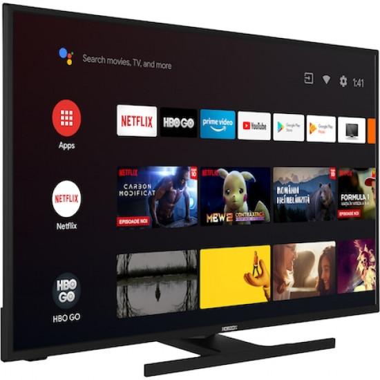 Televizor Horizon 43hl7390f/b 108cm Smart Android Full Hd, Led, Clasa E