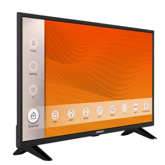 Televizor Led 32 Horizon Hd 32hl6309h/b - Black