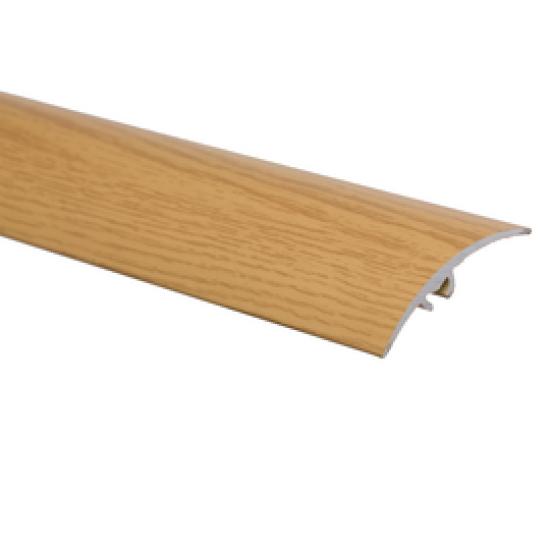 Profil Al.trecere Cu Dif.nivel Cu Surub Ascuns Stejar 50mm/270cm